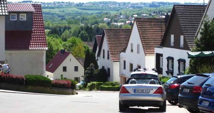 Multi-generational housing in Germany.